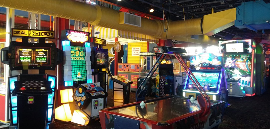 New Arcade In Orlando Fun Spot America