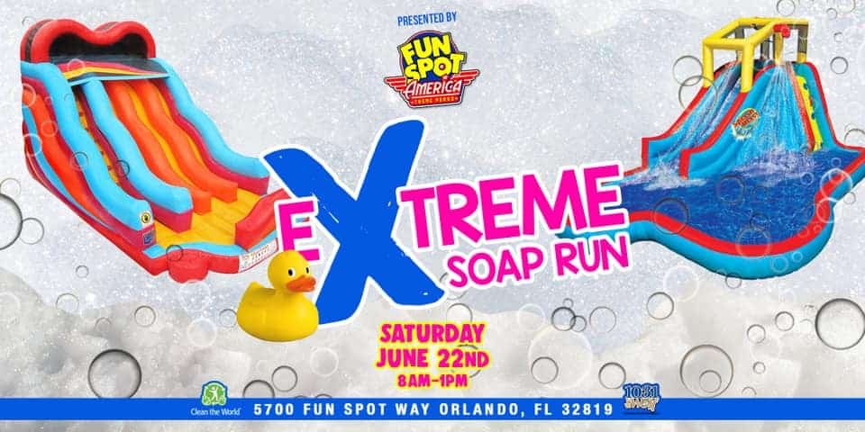 Extreme Soap Run