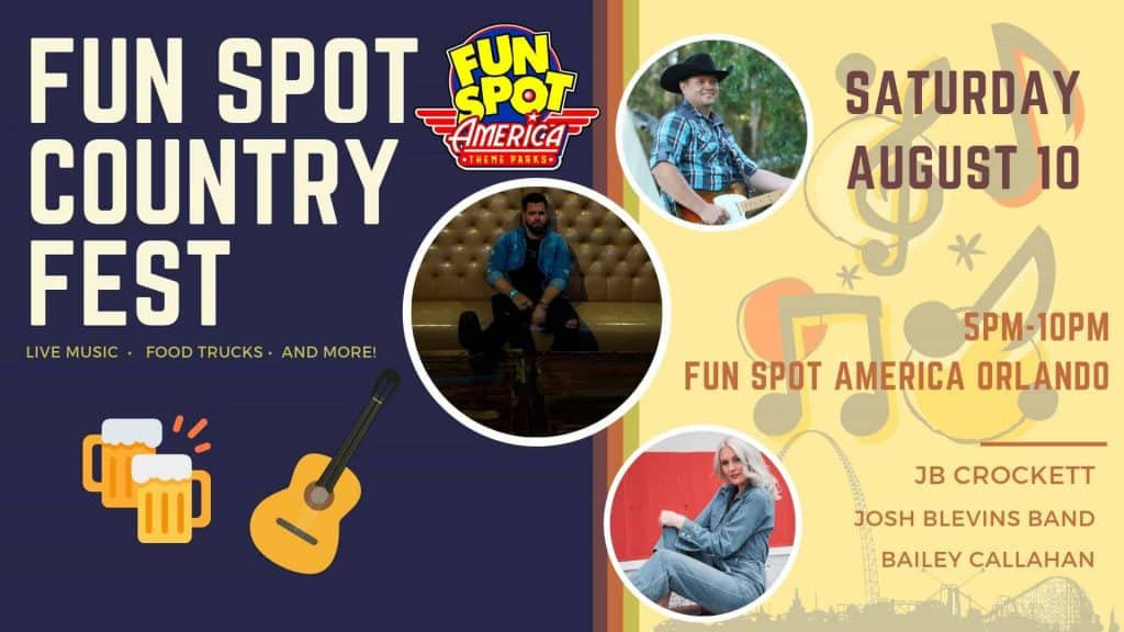 Fun Spot Country Fest